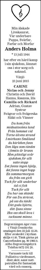 Anders Holma