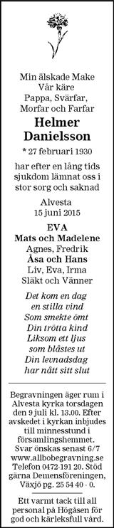 Helmer Danielsson