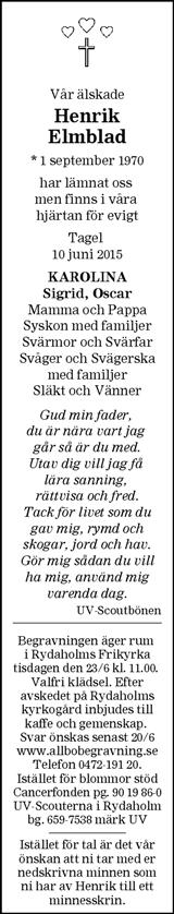 Henrik Elmblad