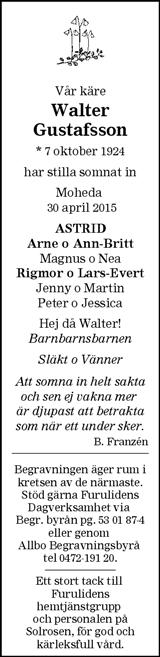 Walter Gustafsson