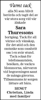 Sara Thuresson