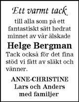 Helge Bergman