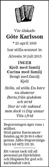 Göte Karlsson