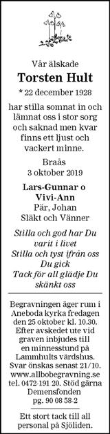 Torsten Hult