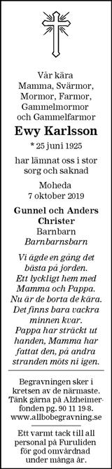 Ewy Karlsson