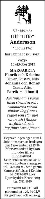 "Ulf ""Uffe"" Andersson"