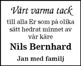 Nils Bernhard