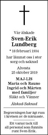 Sven-Erik Lundberg