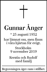 Gunnar Ånger