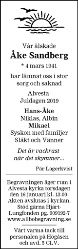 Åke Sandberg