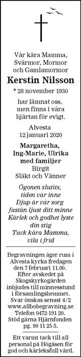 Kerstin Nilsson
