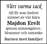 Majdon Erelt