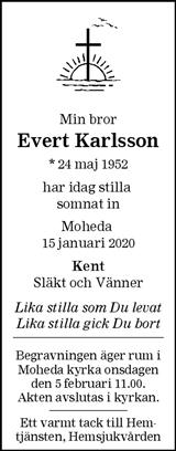 Evert Karlsson