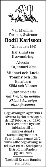 Bodil Karlsson