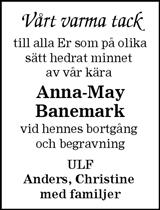 Anna-May Banemark