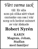 Robert Nyrén
