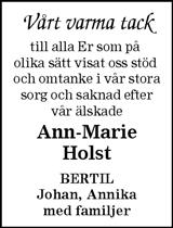 Ann-Marie Holst