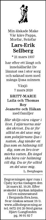 Lars-Erik Sellberg