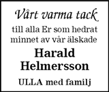 Harald Helmersson