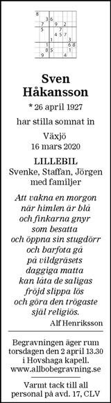 Sven Håkansson