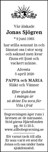 Jonas Sjögren