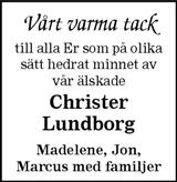 Christer Lundborg