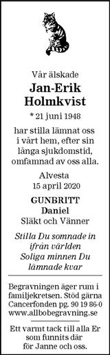 Jan-Erik Holmkvist