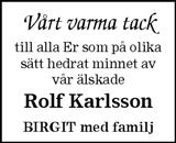 Rolf Karlsson