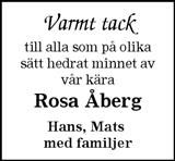 Rosa Åberg