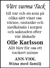 Olle Karlsson