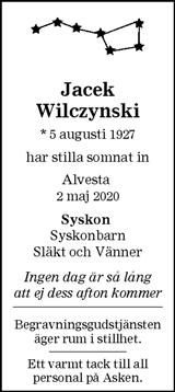 Jacek Wilczynski