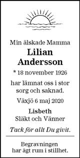 Lilian Andersson