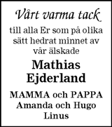 Mathias Ejderland