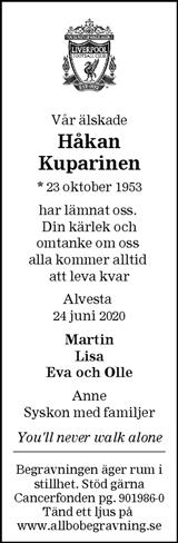 Håkan Kuparinen
