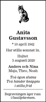 Anita Gustavsson