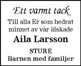 Aila Larsson