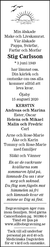 Stig Carlsson