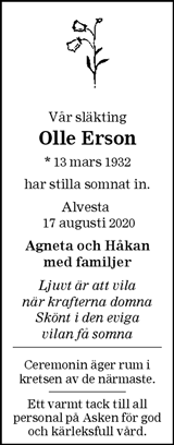 Olle Erson