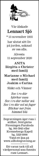 Lennart Sjöö