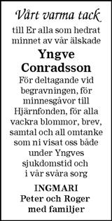 Yngve Conradsson